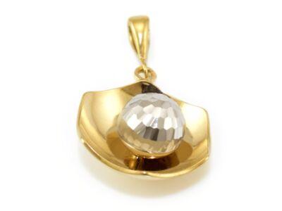 Bicolor fantázia arany medál