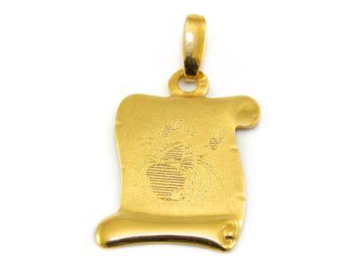 Rák arany medál