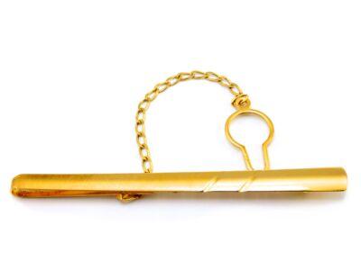 Arany nyakkendőtű