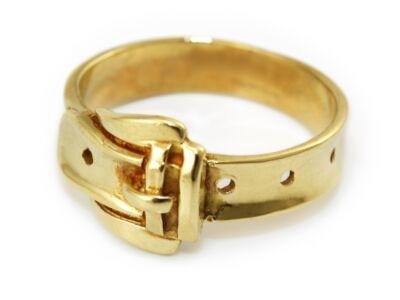 Arany öv gyűrű