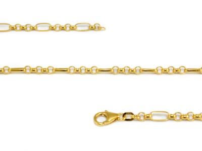 Gömb anker arany nyaklánc