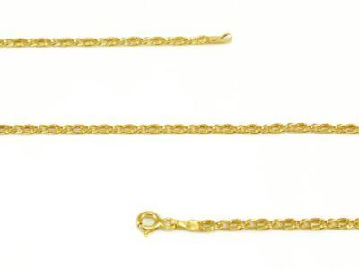 Scharless arany nyaklánc