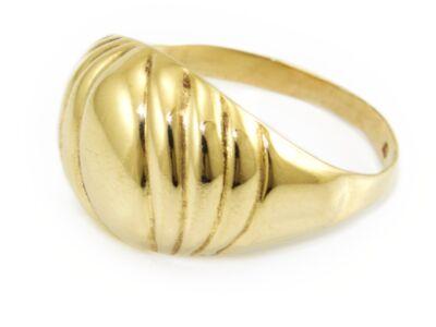 Arany fantáziagyűrű