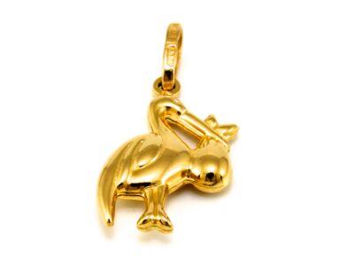 Gólya arany medál