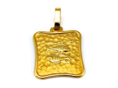 Halak arany medál