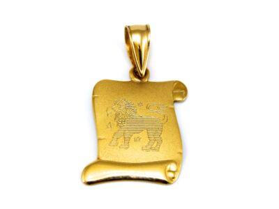Oroszlán arany medál