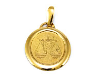 Mérleg arany medál