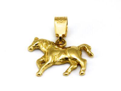 Ló arany medál