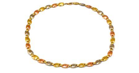 Tricolor arany nyakék