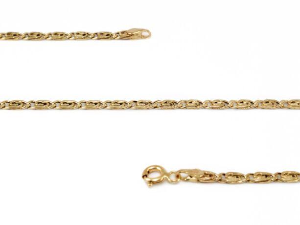 S-pancer arany nyaklánc