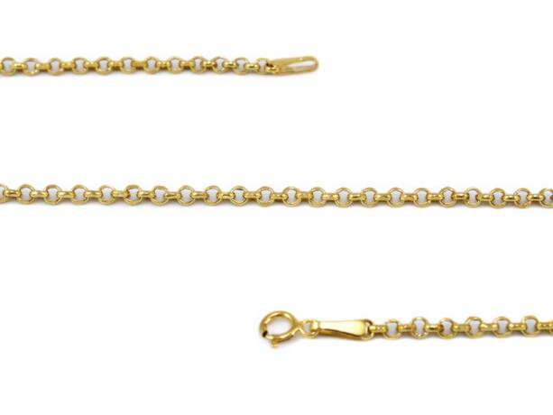 Anker arany nyaklánc