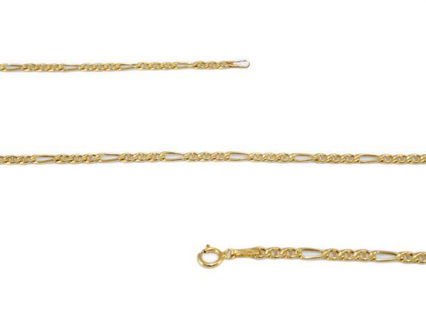 H-figaró arany nyaklánc