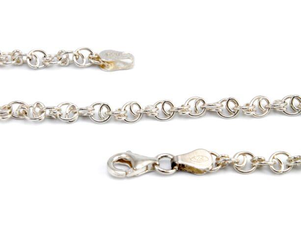 Fantázia ezüst nyaklánc
