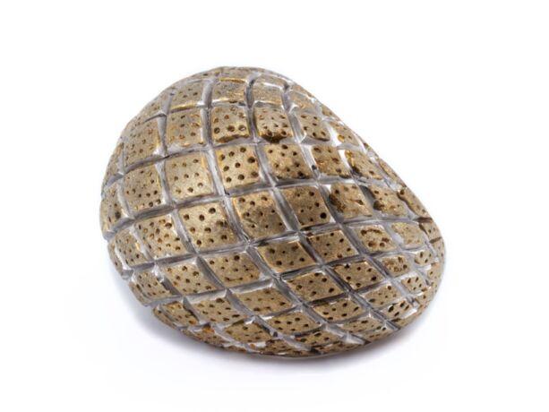 Mattított bicolor ezüst gyűrű