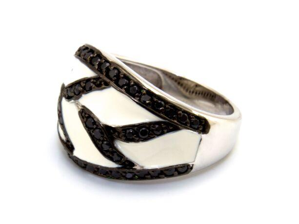 Női köves ezüst gyűrű
