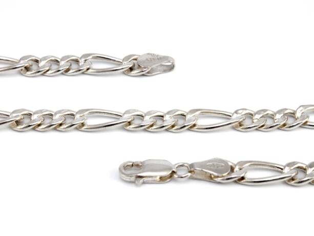 Figaró ezüst nyaklánc