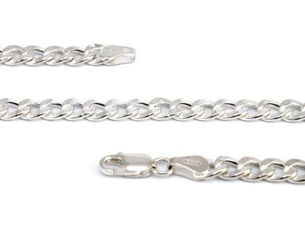 Pancer ezüst nyaklánc