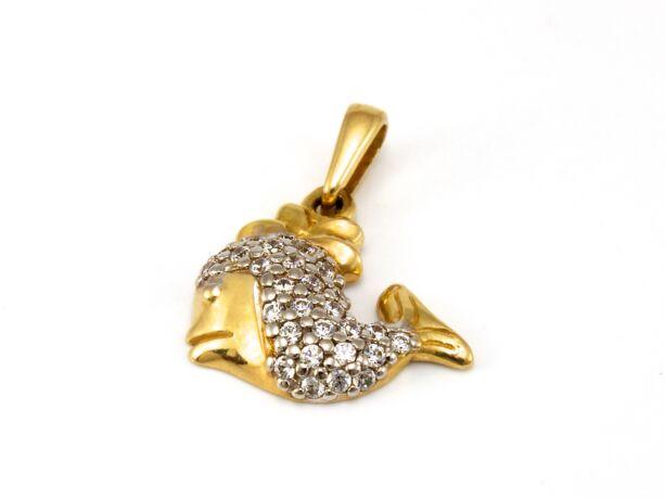 Köves bálna arany medál